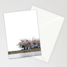 Spring Pond Stationery Cards