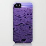 Purple Nights  iPhone (5, 5s) Slim Case