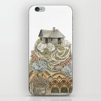 Sweet Home I // Forest I… iPhone & iPod Skin