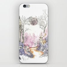 Woodland Magic iPhone & iPod Skin