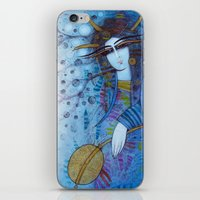 THE ENCHANTED FOREST iPhone & iPod Skin