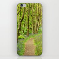 FOREST PEACE iPhone & iPod Skin