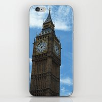 Big Ben 2.0 iPhone & iPod Skin