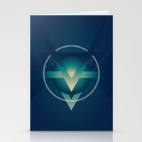 Orbe II Stationery Cards