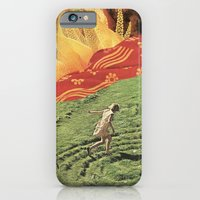 iPhone & iPod Case featuring Round And Round by Jonathan Lichtfeld