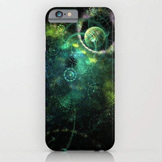 Feeling Spacey iPhone & iPod Case