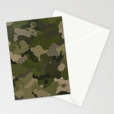 Hunters Camo Stationery Cards