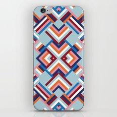 Herringbone Pattern No.2 iPhone & iPod Skin