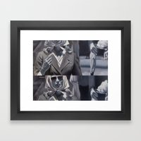 House of women Framed Art Print