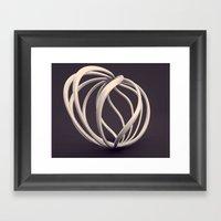XY1 Framed Art Print