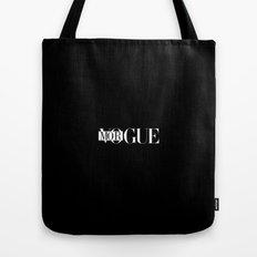 MORGUE Tote Bag
