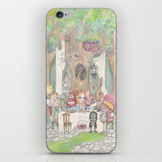 The Tea Party  iPhone & iPod Skin