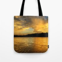 When The Light Turns To … Tote Bag