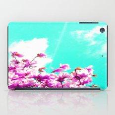 Pink Magnolia In Light B… iPad Case