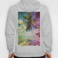 Prismatic Palm Hoody
