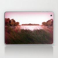 Manu Island Lake Laptop & iPad Skin