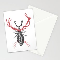 Hannibal's Totem Stationery Cards