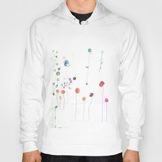 Floral Fall Hoody