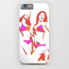 woo girls iPhone 6s Slim Case
