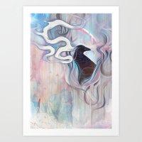 Sky Warden Art Print