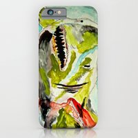 iPhone & iPod Case featuring Great White Hope by Bruce Stanfield