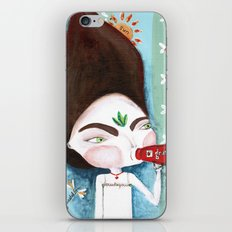 Ta iPhone & iPod Skin