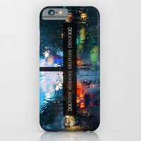 iPhone & iPod Case featuring Good Morning Oblivion Child I by Hiver & Leigh
