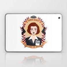 Dana Scully Laptop & iPad Skin
