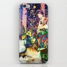 Saturnalia iPhone & iPod Skin