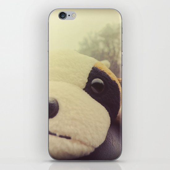 And I Thought I'd Live Forever, but Now I'm Not So Sure. iPhone & iPod Skin