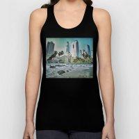 Surf City L.A. Unisex Tank Top