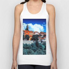 Old Town Unisex Tank Top