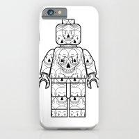 Skull-Brick iPhone 6 Slim Case