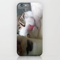 iPhone & iPod Case featuring Best Cat that ever lived by Allison corn