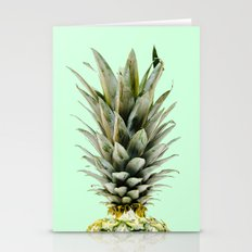 Pineapple Pastel – Mint Stationery Cards