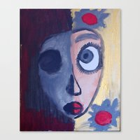 Two Sided Canvas Print