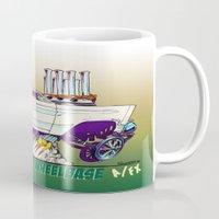 AFX Comet Mug
