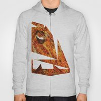 Abstract Texture  Hoody