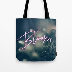 bloom. Tote Bag