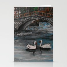 Canal Serenade Stationery Cards