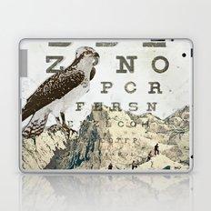 eye chart II Laptop & iPad Skin