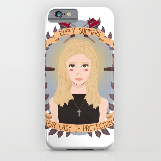 Buffy Summers iPhone & iPod Case