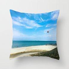 SEA SPORT Throw Pillow