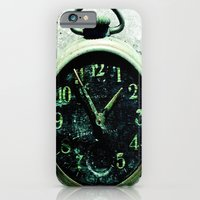 iPhone & iPod Case featuring Time For Winter by mark jones