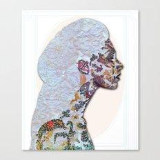La Fleur Canvas Print