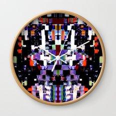 The Bit Wall Clock