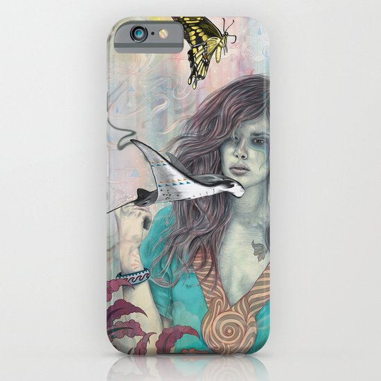 Solid Air iPhone & iPod Case