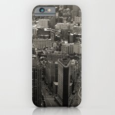 Old Downtown iPhone 6s Slim Case