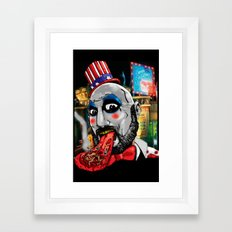 Killer Circus Framed Art Print