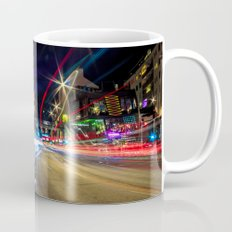 Light Trails 2 Mug